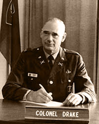Colonel Charles F. Drake, USA-A